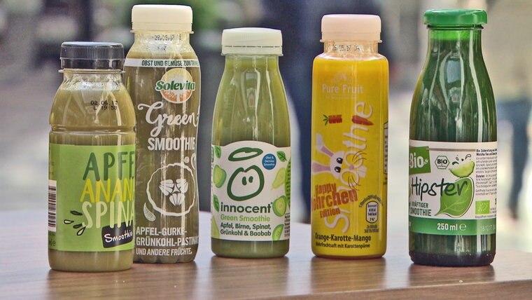 Smoothies im Test: Viel Zucker, kaum Vitamine | NDR.de - Ratgeber ...