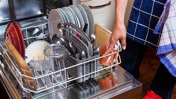 Geschirrspüler Richtig Benutzen Ndrde Ratgeber Verbraucher