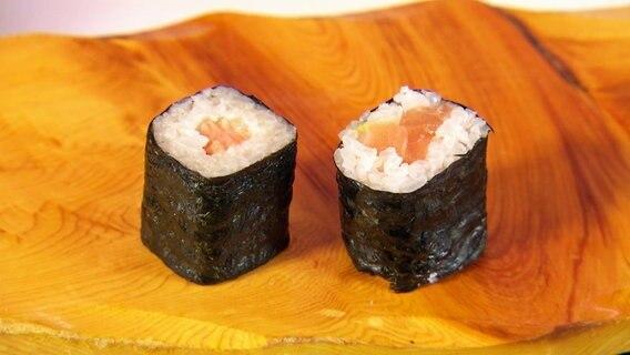 Sushi Aus Dem Supermarkt