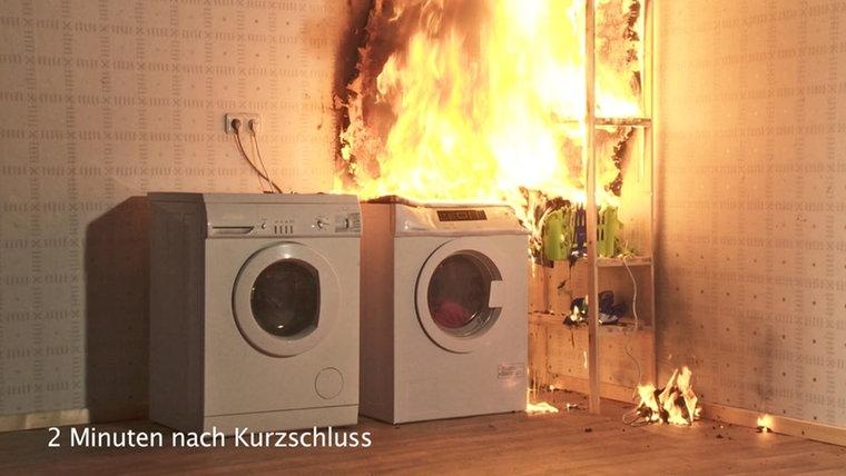 kurzschluss waschmaschine