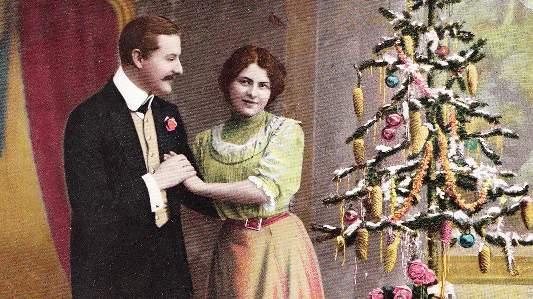 Weihnachtsbaum Herkunft.Die Geschichte Des Weihnachtsbaumes Ndr De Geschichte