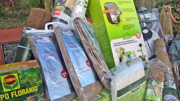 Garten im Herbst: Pflanzen vor Kälte schützen   NDR.de - Ratgeber ...