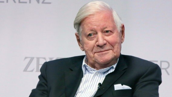 Helmut Schmidt © picture alliance Foto: Eventpress MP