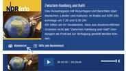 Screenshot des Podcasts Frühstück bei Stefanie © NDR