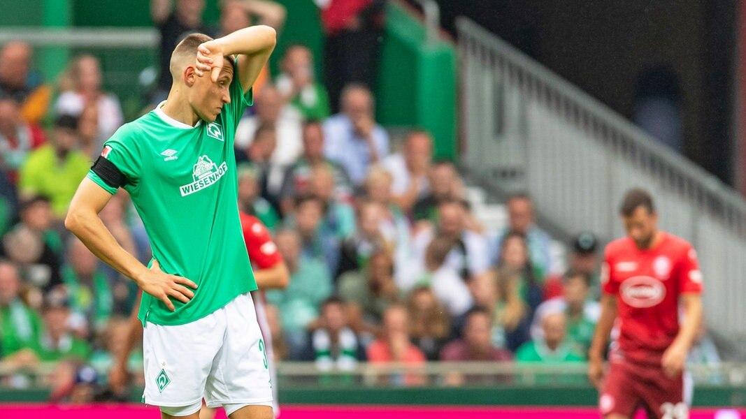 Kalt erwischt: Werder unterliegt effektiver Fortuna