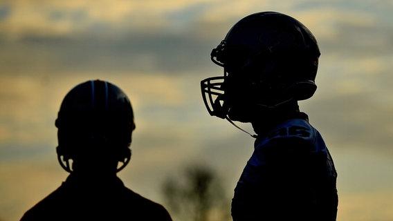 American Football-Spieler © Witters Fotograf: Tim Groothuis