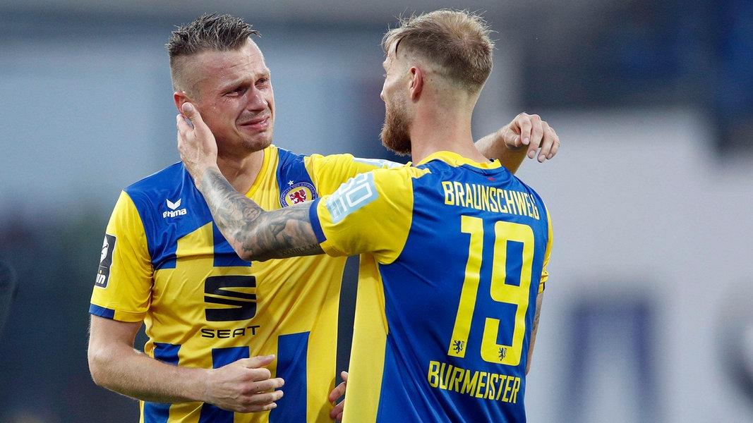 Eintracht Braunschweig macht den Aufstieg perfekt