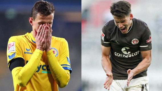 Braunschweig Gegen St Pauli