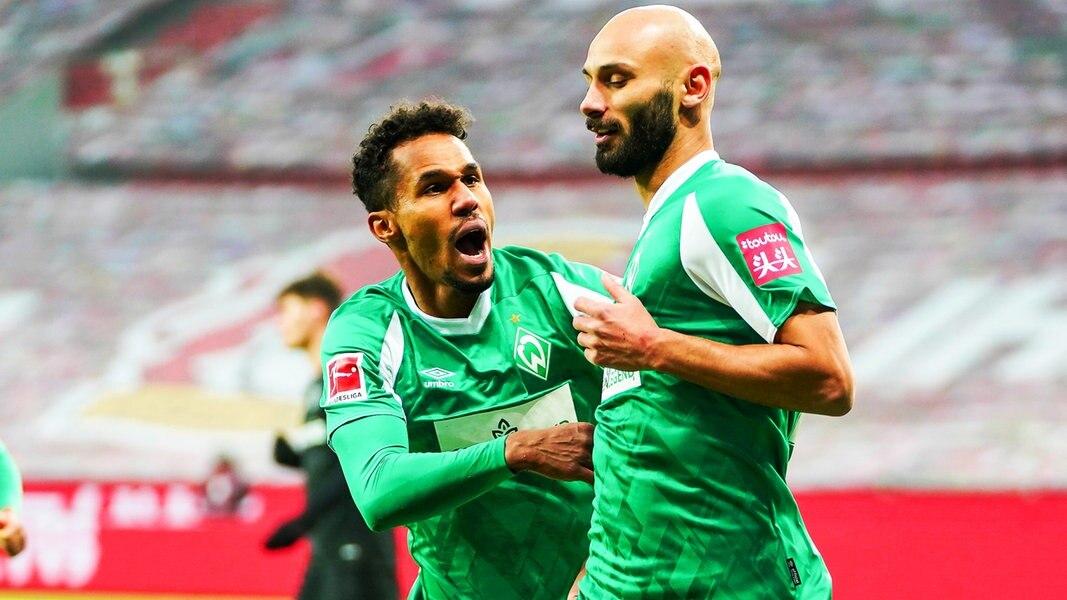 Bremen Leverkusen 2021