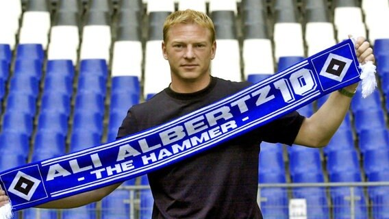 Ex-HSV-Profi Jörg Albertz © picture-alliance