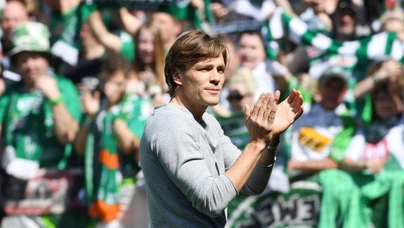 Werder-Kapitän Fritz beendet Karriere