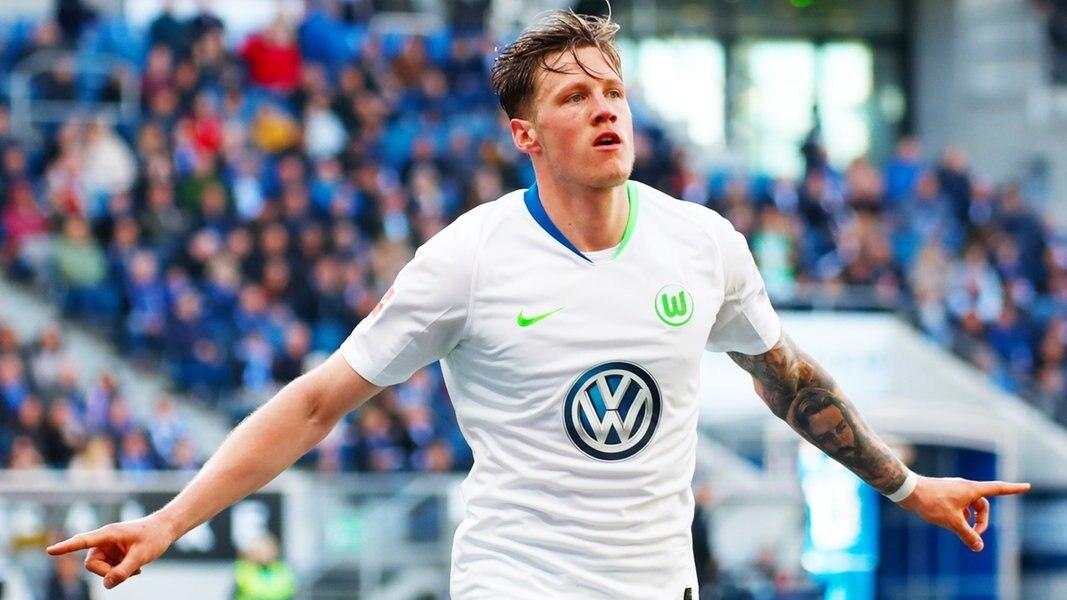 """Weghorst sagt """"Ja"""" zur Zukunft in Wolfsburg"""