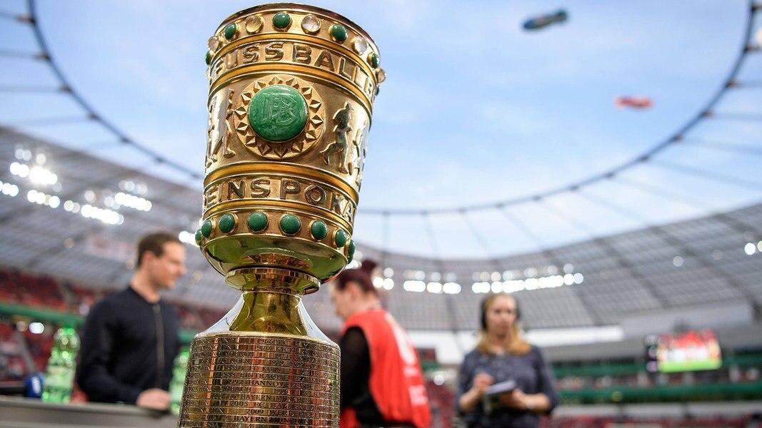Pokal-Hammer für Wolfsburg, Werder und Kiel haben's leichter - NDR.de