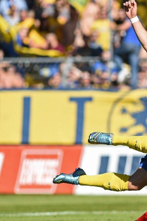 Köln - Braunschweig: Das ganze Spiel