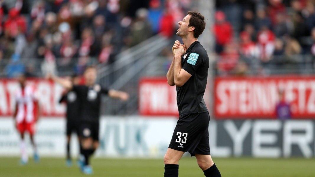 3. Liga: Eintracht Braunschweig verliert in Würzburg