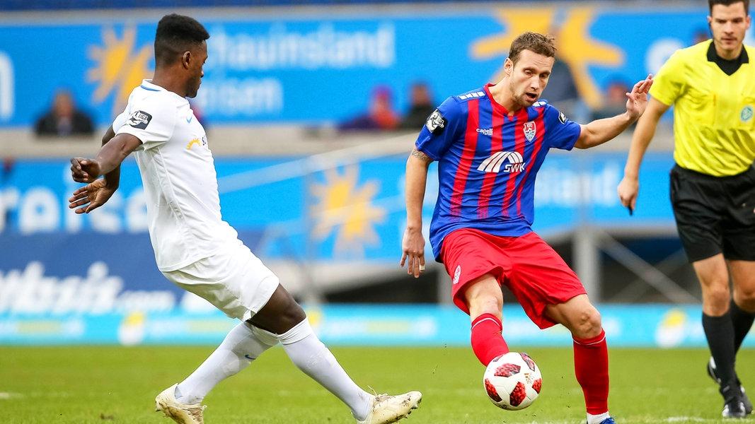 Busto de salida para Rostock - 160 aficionados se están ganando | NDR.de - Deportes