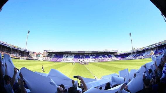 Stadt Osnabruck Hilft Vfl Bei Stadion Modernisierung Ndr