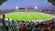 Erdgas Stadion © picture-alliance Foto: Jan Woitas