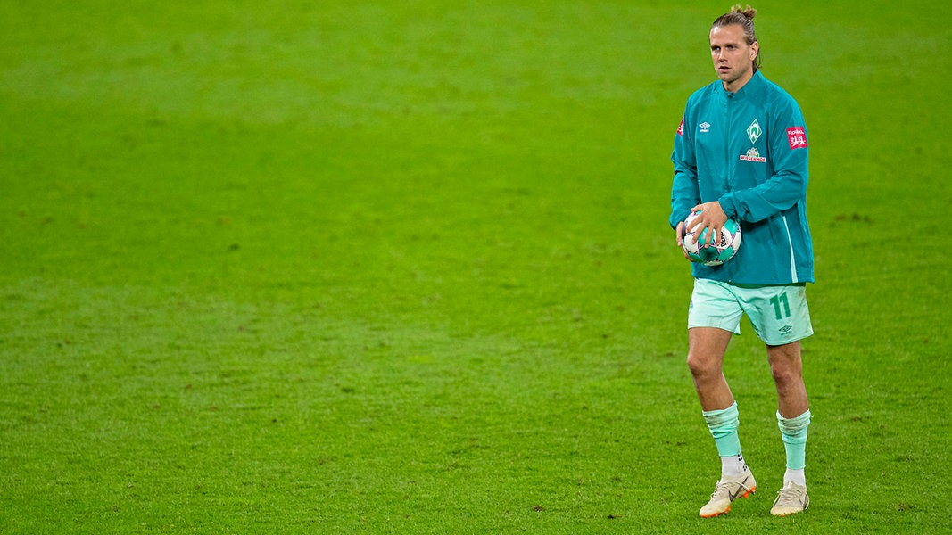 Schalke-Schreck Füllkrug: Ball weg, Trainer weg