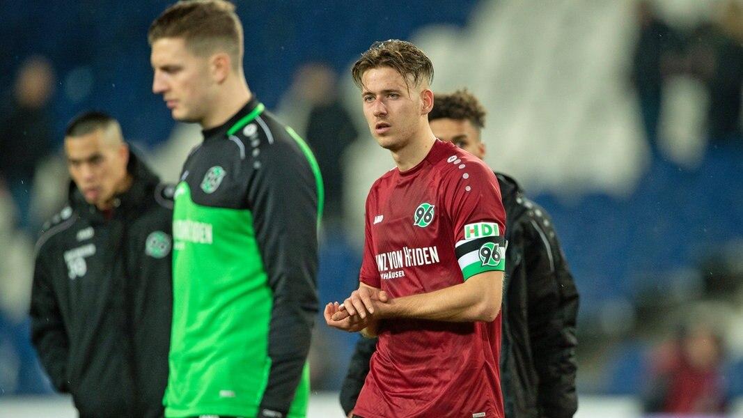 Hannover 96 Neue Spieler