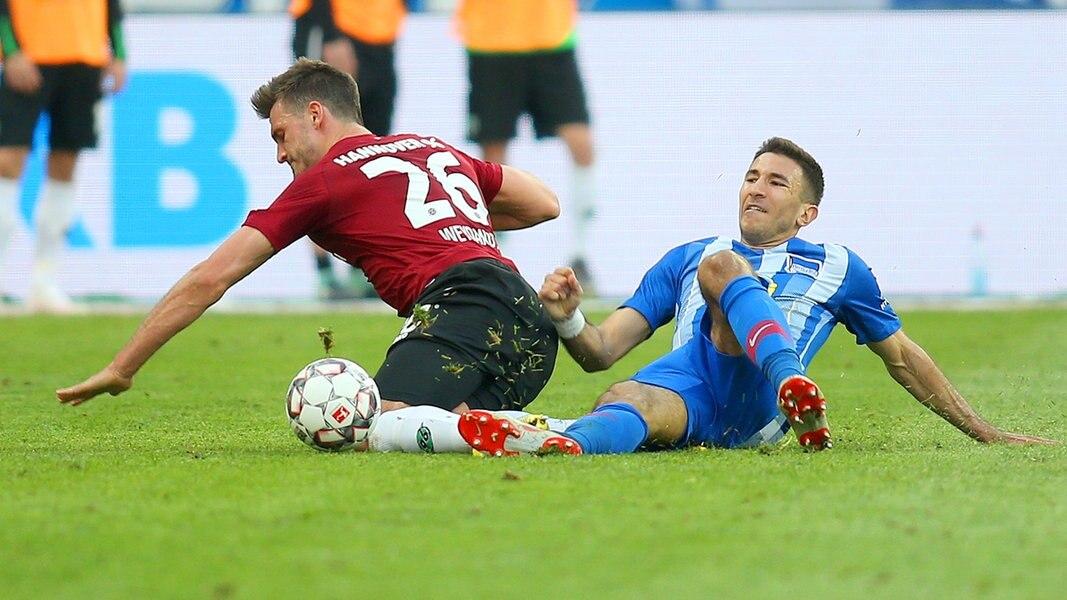 Es geht doch! Hannover 96 punktet bei der Hertha