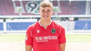 Timo Hübers von Hannover 96 © imago images / Nordphoto