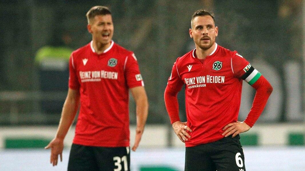 Darmstadt Gegen Hannover