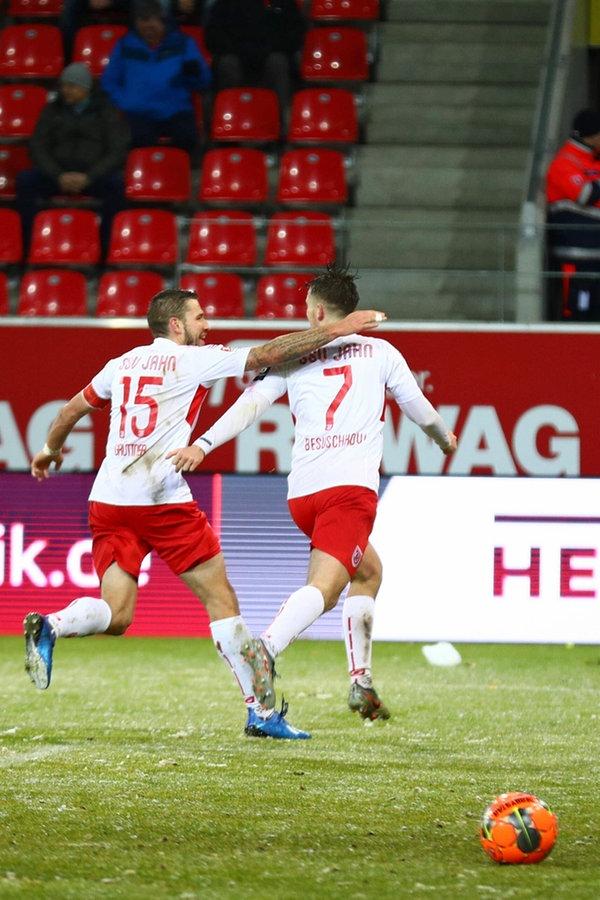 2 liga hannover 96 verliert bei jahn regensburg  ndrde
