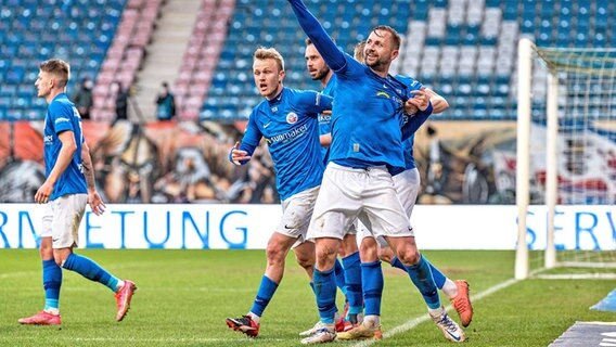 Wie Hat Hansa Rostock Heute Gespielt