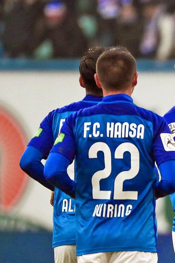 Hansa Rostock Live