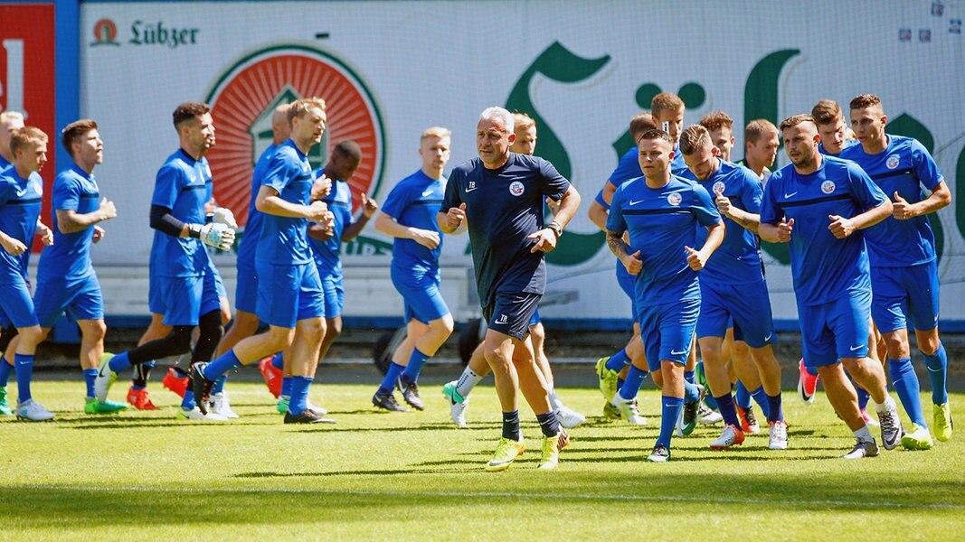 Rostock Fußball