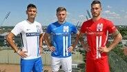 Trainingsstart: Viel Neues bei Hansa Rostock