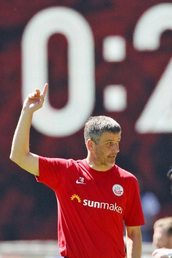 Hansa-Rostock: Wieder ein Sieg in Kaiserslautern?