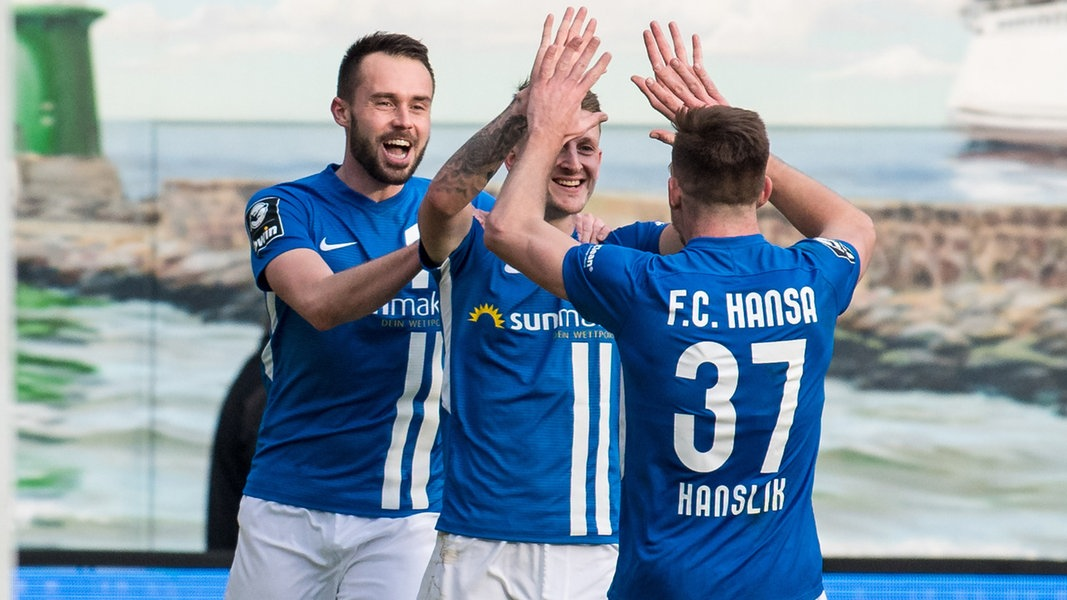 Dritte Liga: Hansa Rostock empfängt FC Ingolstadt