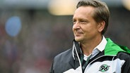 Hannover-96-Manager Horst Heldt © Witters