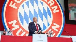 Uli Hoeneß vom FC Bayern München © imago/ActionPictures