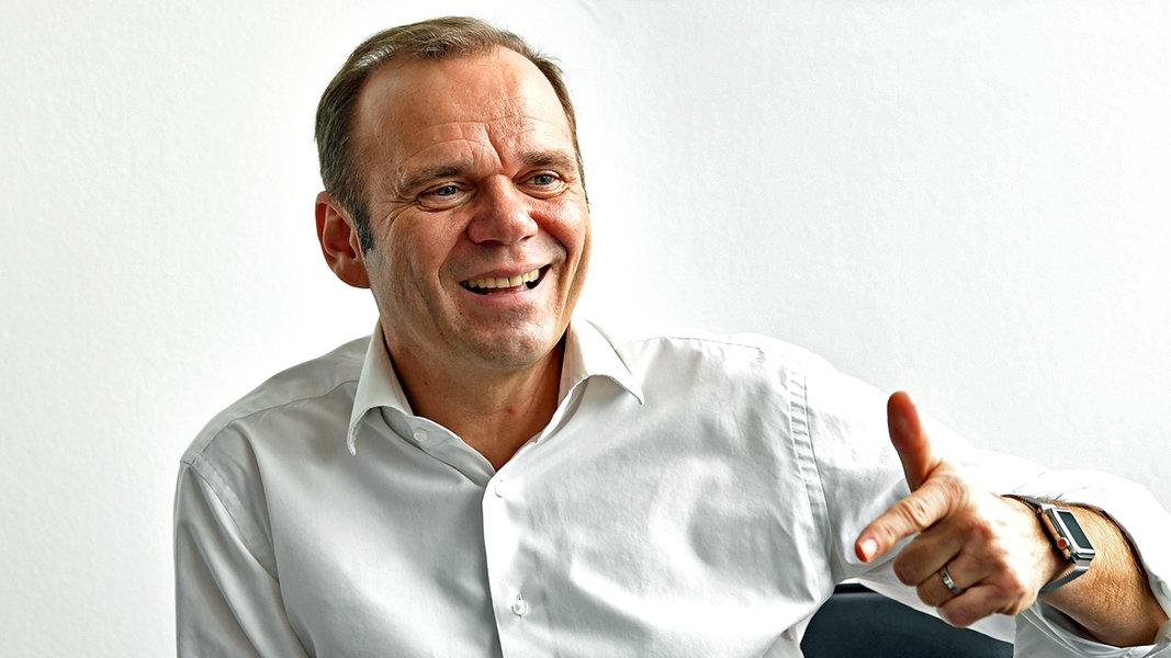 Bernd Hoffmann Hsv