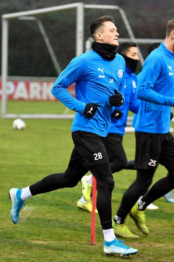Holstein Kiel: Rückkehrer Reese macht Hoffnung