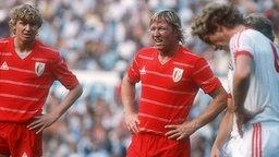 horst hrubesch als Spieler von Standard Lüttich. © Witters Foto: Witters