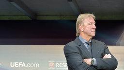 Trainer Horst Hrubesch Foto: Thorsten Wagner