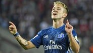 Lewis Holtby © imago / Kolvenbach