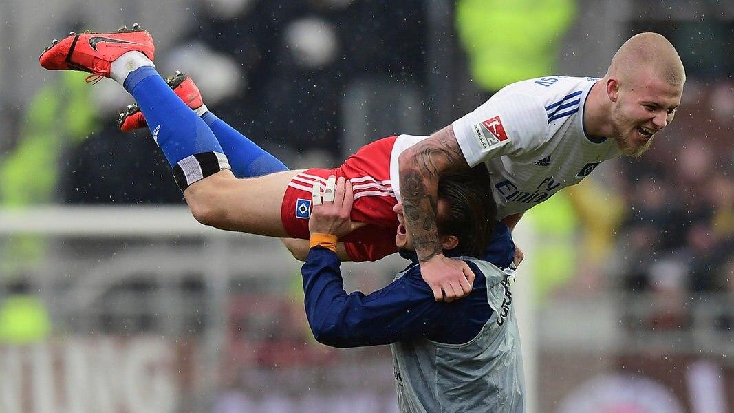 HSV: Derby abgehakt, Darmstadt steht an