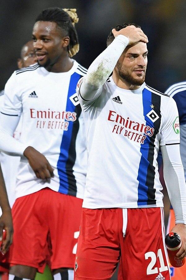 """Eine Halbzeit """"fantastisch"""" - HSV jetzt gegen Stuttgart"""
