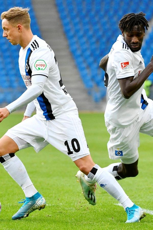 Teamcheck: HSV vor der Zweitliga-Restrunde