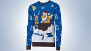 "HSV X-Mas Sweater ""Knecht Ruprecht"" © shop.hsv.de"