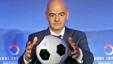 Gianni Infantino © imago/ZUMA Press