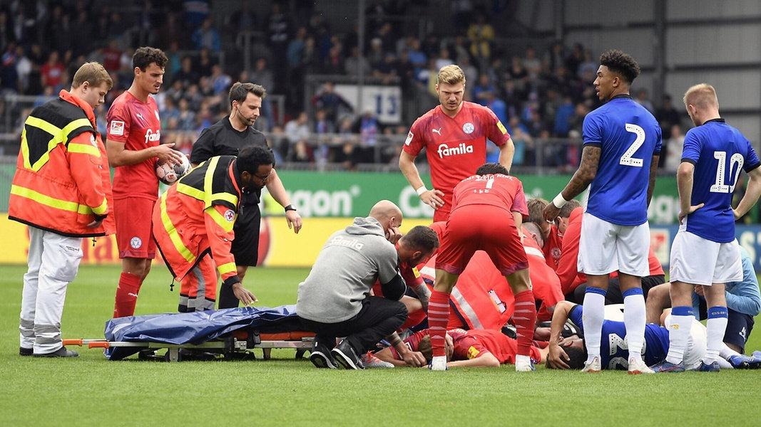 Holstein Kiel: Dehm schwer verletzt