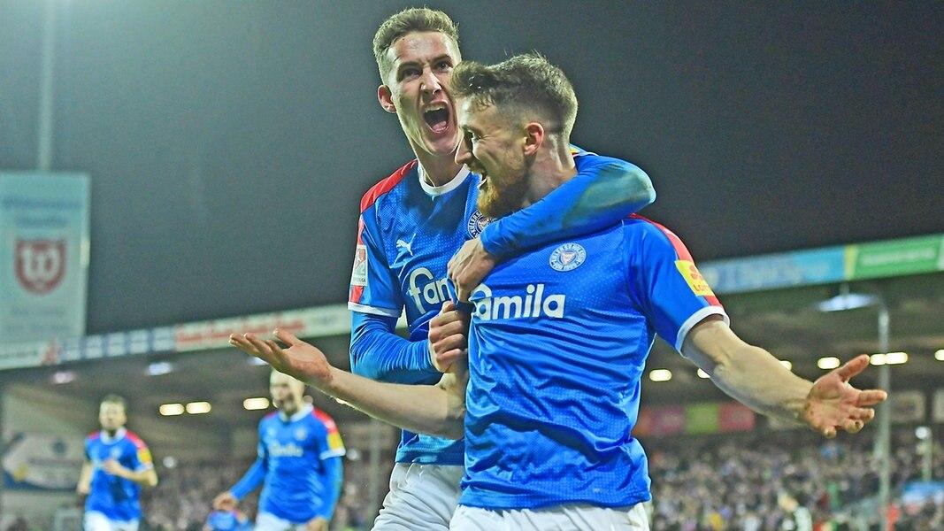 Zweite Liga: Holstein Kiel empfängt Heidenheim
