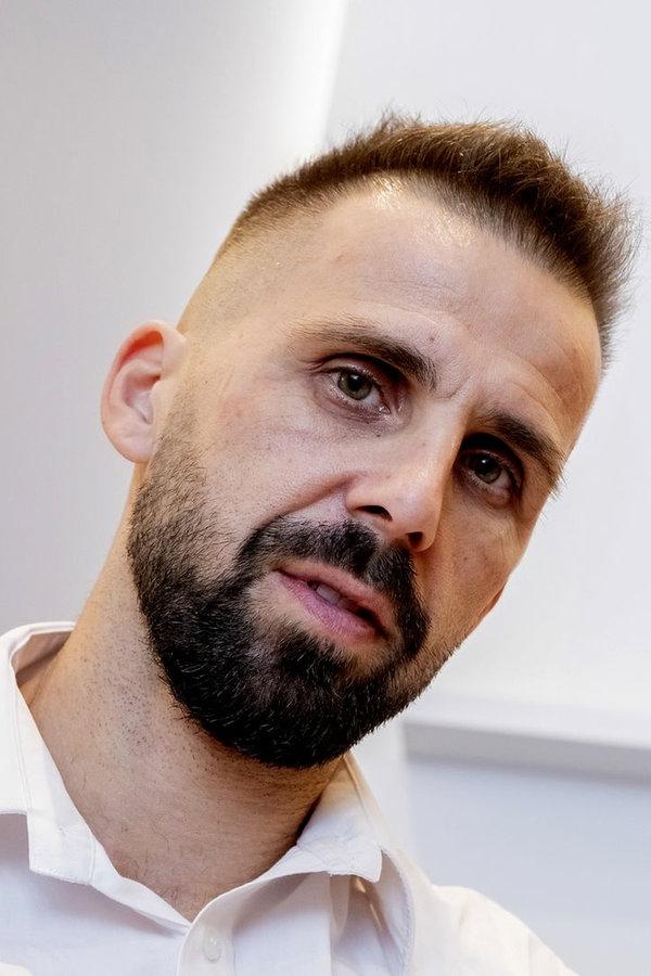 Ex-Fußballprofi Benjamin Köhler zu Gast im Studio