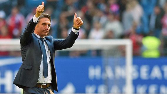 Bruno Labbadia neuer Trainer beim VfL Wolfsburg